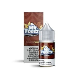 Tobacco Vanilla - Mr. Freeze 30ml